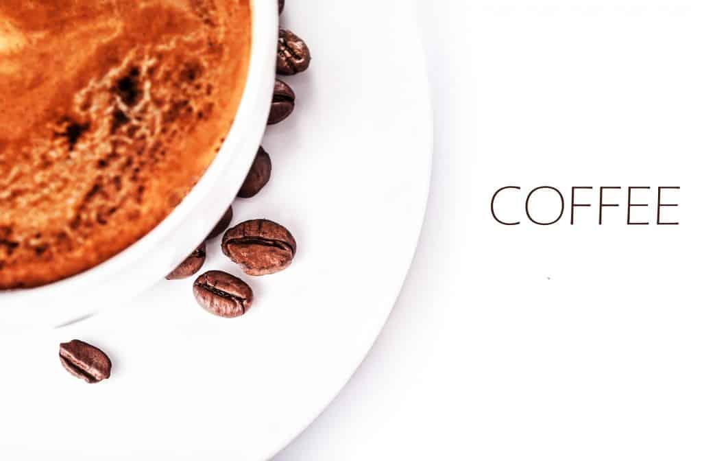 קפה זורח בבוקר