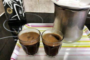 קפה שחור בפינג'אן – מדריך עם תמונות